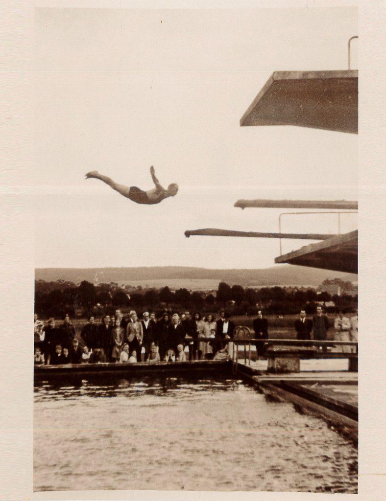 1952 Kunst- und Turmspringen