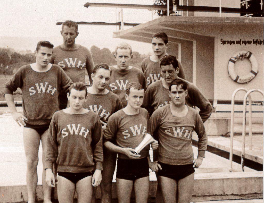 1950 Wasserball