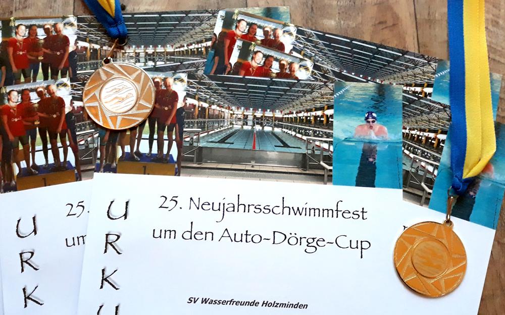 25. Neujahrsschwimmfest in Northeim